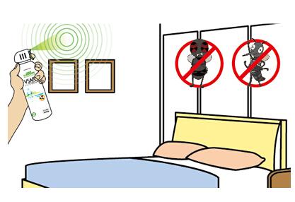 房间灭苍蝇